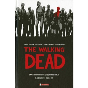 THE WALKING DEAD HARDCOVER 1