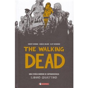THE WALKING DEAD HARDCOVER 4