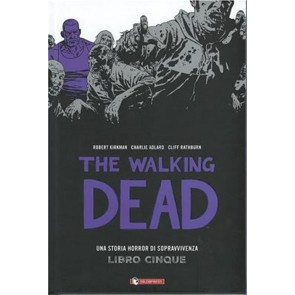 THE WALKING DEAD HARDCOVER 5