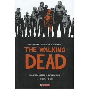 THE WALKING DEAD HARDCOVER 6