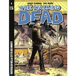THE WALKING DEAD NEW EDITION 1 RISTAMPA