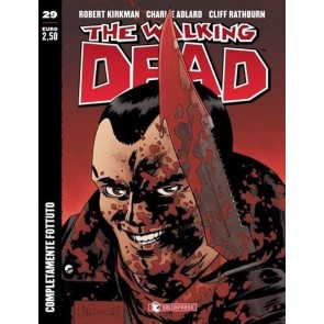 THE WALKING DEAD NEW EDITION 29 - COMPLETAMENTE FOTTUTO