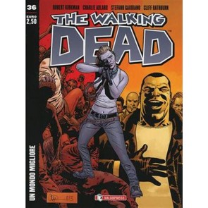 THE WALKING DEAD NEW EDITION 36 - UN MONDO MIGLIORE