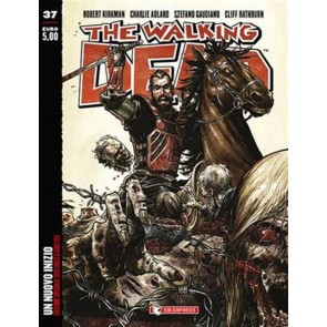 THE WALKING DEAD NEW EDITION 37 - COVER VARIANT LIMITATA