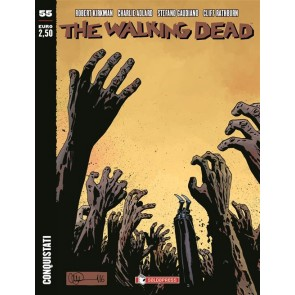 THE WALKING DEAD NEW EDITION 55