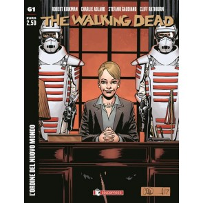 THE WALKING DEAD NEW EDITION 61 - L'ORDINE DEL NUOVO MONDO