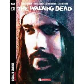 THE WALKING DEAD NEW EDITION 63 - UGUALI E DIVERSI - VARIANT