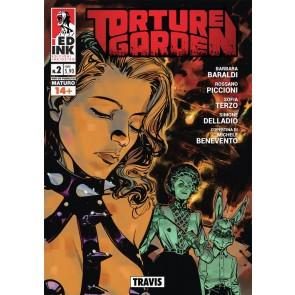 TORTURE GARDEN 2: TRAVIS