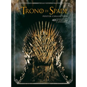 TRONO DI SPADE GAME OF THRONES POSTER COLLECTION PANINI COMICS 31 X 41 CM