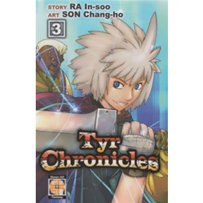 TYR CHRONICLES DELUXE 3