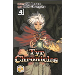 TYR CHRONICLES DELUXE 4