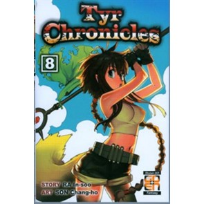 TYR CHRONICLES DELUXE 8