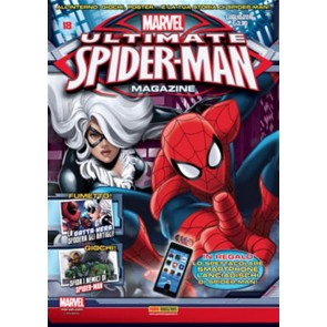ULTIMATE SPIDER-MAN MAGAZINE 18
