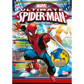 ULTIMATE SPIDER-MAN MAGAZINE 7