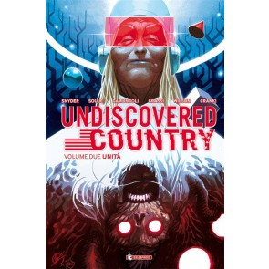 UNDISCOVERED COUNTRY 2 - UNITA' - VARIANT MATTEO SCALERA