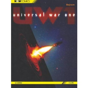 UNIVERSAL WAR ONE (NOW COMICS) 1