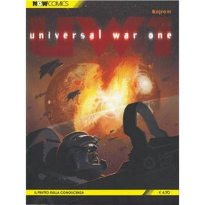 UNIVERSAL WAR ONE (NOW COMICS) 2