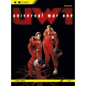 UNIVERSAL WAR ONE (NOW COMICS) 3