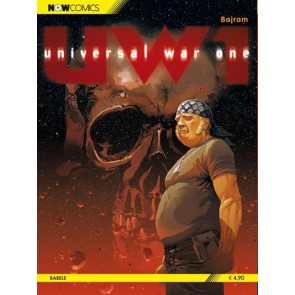 UNIVERSAL WAR ONE (NOW COMICS) 5