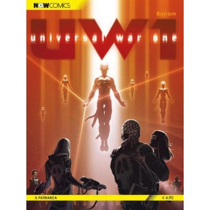 UNIVERSAL WAR ONE (NOW COMICS) 6
