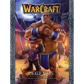 WARCRAFT LEGENDS 4