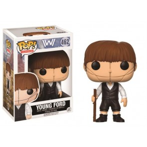 WESTWORLD - POP FUNKO VINYL FIGURE 462 YOUNG FORD