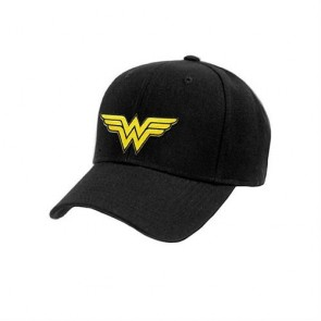 WONDER WOMAN - CAPPELLINO - LOGO BASEBALL CAP