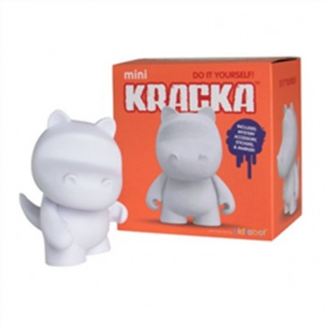 11390 - MUNNYWORLD - KRACKA 4' WHITE