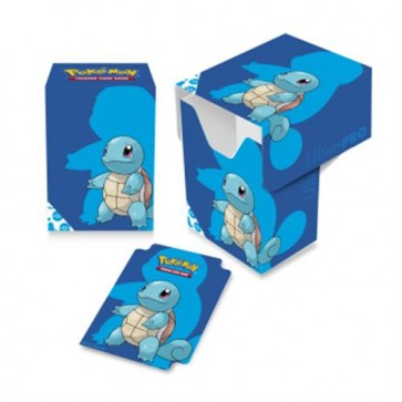 15388 - FULL VIEW DECK BOX - POKEMON - SQUIRTLE 2020