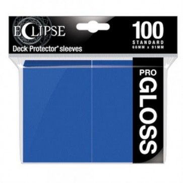 15602 - 100 BUSTINE STANDARD ECLIPSE GLOSS - PACIFIC BLUE