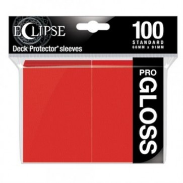 15604 - 100 BUSTINE STANDARD ECLIPSE GLOSS - APPLE RED