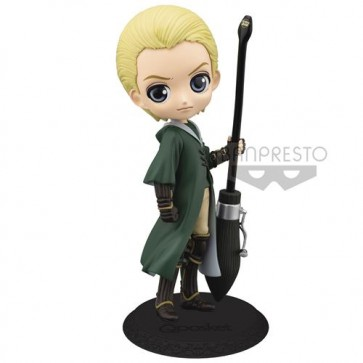 15984 - HARRY POTTER - Q POSKET - DRACO MALFOY QUIDDITCH (NORMAL COLOR VER.) - FIGURE 14CM
