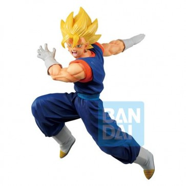 16456 - DRAGON BALL SUPER - RISING FIGHTER ICHIBANSHO FIGURE FROM ICHIBAN KUJI - SUPER VEGITO 18CM