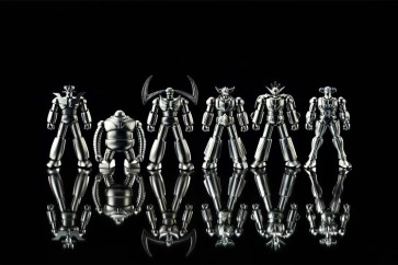 18674 - ABSOLUTE CHOGOKIN DYNAMIC SERIES - BOX DA 24 PEZZI
