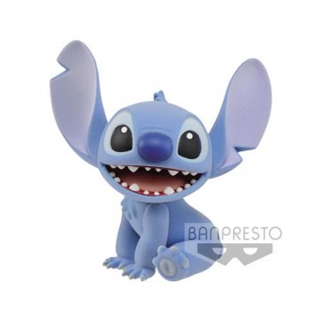 19877 - DISNEY - FLUFFY PUFFY - STITCH - FIGURE 9CM