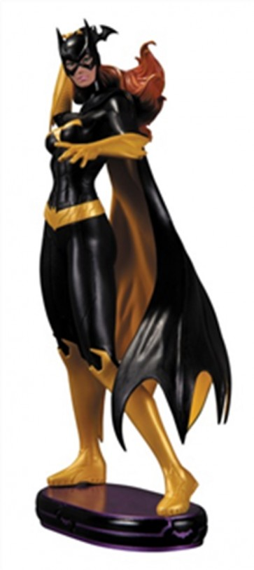 20826 - DC COMICS COVER GIRLS - BATGIRL - STATUA