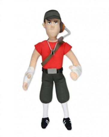2083 - VALVE TEAM FORTRESS - SCOUT PELUCHE