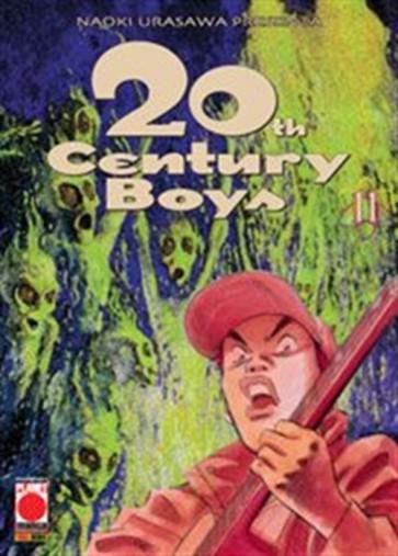 20TH CENTURY BOYS 11 RISTAMPA