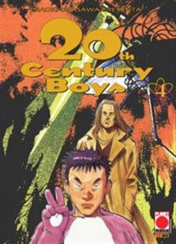 20TH CENTURY BOYS 4 - QUARTA RISTAMPA