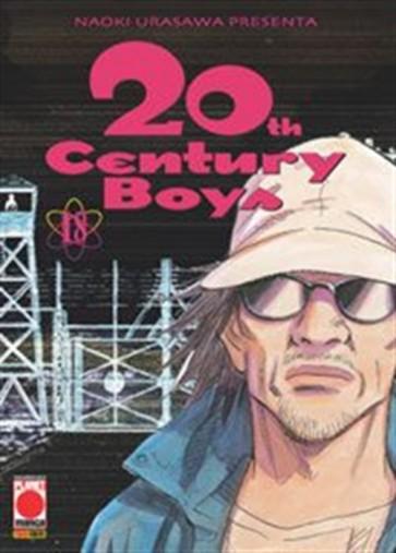 20TH CENTURY BOYS RISTAMPA 18