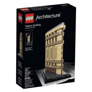 21023 - LEGO ARCHITECTURE - GRATTACIELO FLATIRON