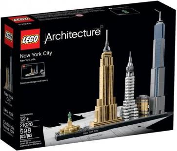 21028 - LEGO ARCHITECTURE - NEW YORK CITY
