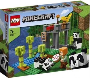 21162 - LEGO MINECRAFT - AVVENTURA NELLA TAIGA