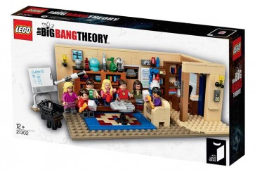 21302 - LEGO SET THE BIG BANG THEORY