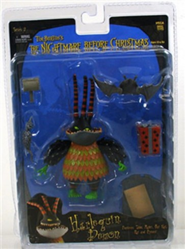 2485 - NIGHTMARE BEFORE CHRISTMAS S.2 - HARLEQUIN DEMON