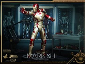 27080 - IRON MAN 3 - IRON MAN MARK 42 POWER POSE SERIES