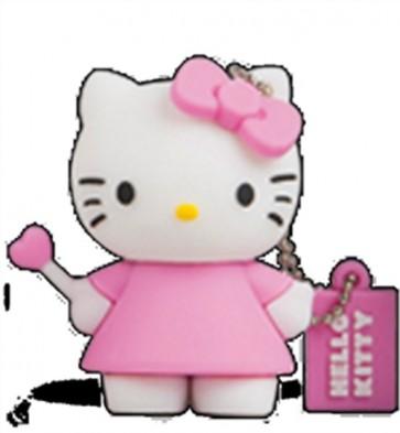 27826 - USB FLASH DRIVE 4GB - HELLO KITTY ANGEL