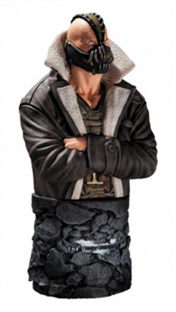 29974 - DARK KNIGHT RISES - BANE WINTER BATTLE - BUSTO