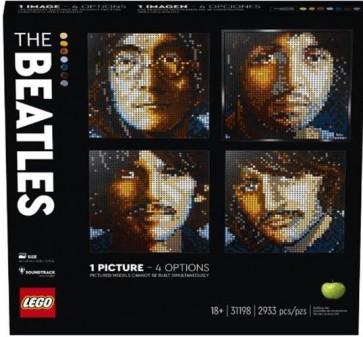31198 - LEGO POP ART - THE BEATLES