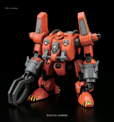 33993 - HG MW-01 MOBILE WORKER 01 LATE TYPE1/144